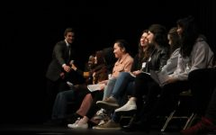 Exchange Students Attend International Roundtable