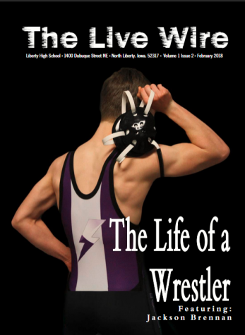 Live Wire: Volume 1, Issue 2