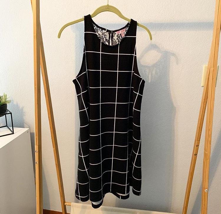 %247+Geo+Dress
