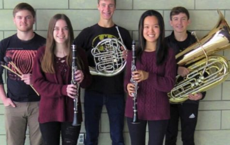 Sophomore, Jennifer Ho, Makes it into All-State Band