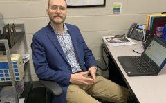 New Teacher: Darien Robins