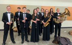 Ten Liberty Students Make SEIBA Honor Band