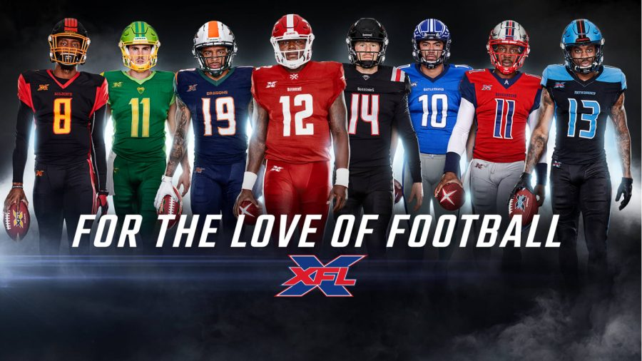 Courtesy of XFL.com