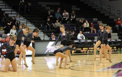 The Positivity Liberty Dance Team Brings