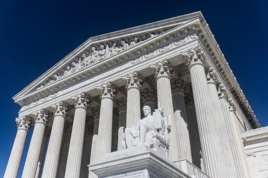 The U.S. Supreme Court protects the American people by interpreting if laws are constitutional.
