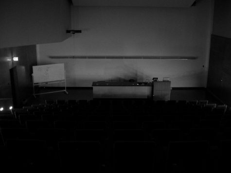 """Dark Classroom"" by thom82 from Creative Commons."