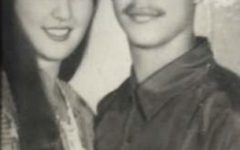 Sari and Emilio Estrada in their youth. Courtesy of Samantha Estrada