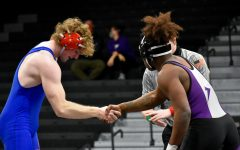 Liberty Highs Wrestling Season