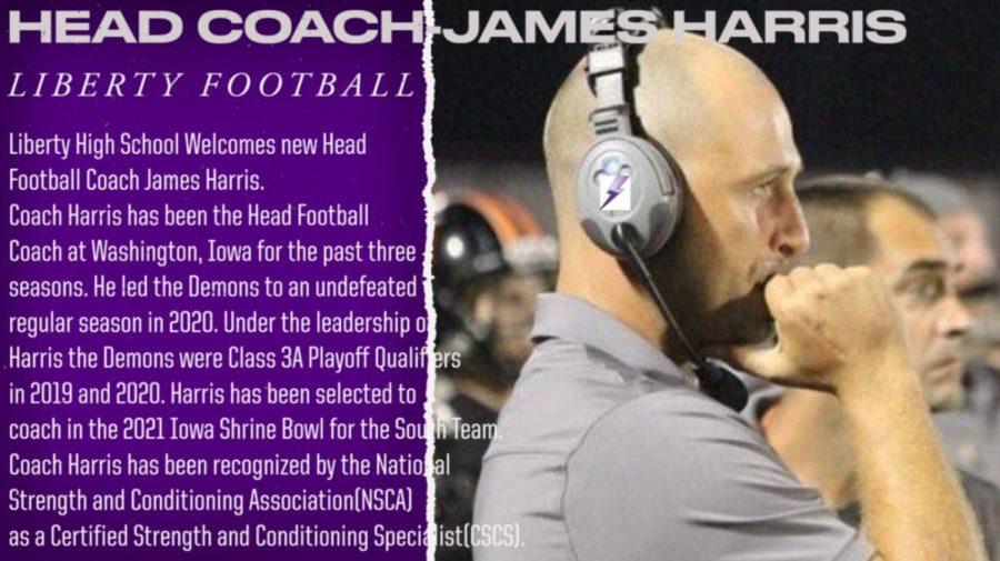 Liberty hires a new head football coach