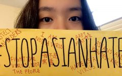 Jennifer Ho, junior,  is passionate about speaking out against AAPI hate and violence against the AAPI community.