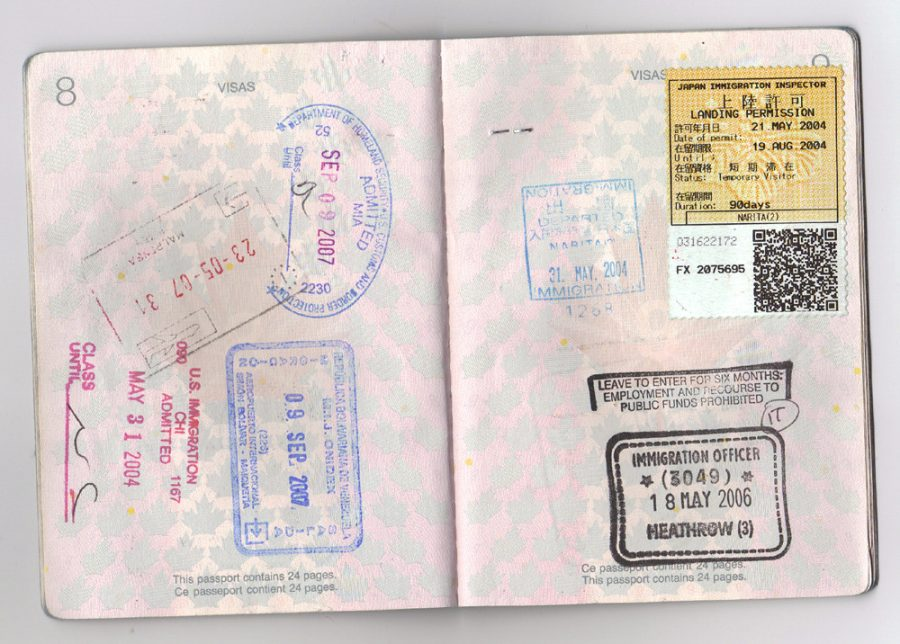 passport by One-Fat-Man is licensed with CC BY-SA 2.0. https://creativecommons.org/licenses/by-sa/2.0/
