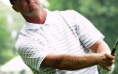 Sean McCarty, Head Boys Golf Coach, makes another PGA tour appearance.