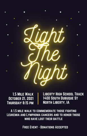 IN SHOC's Light Up the Night Event